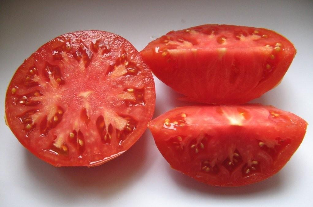 фото помидор в разрезе самых