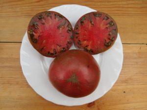 Помидоры Шоколадное чудо: описание сорта с фото
