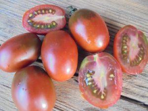 Помидоры Де Барао черный: описание сорта, фото, выращивание